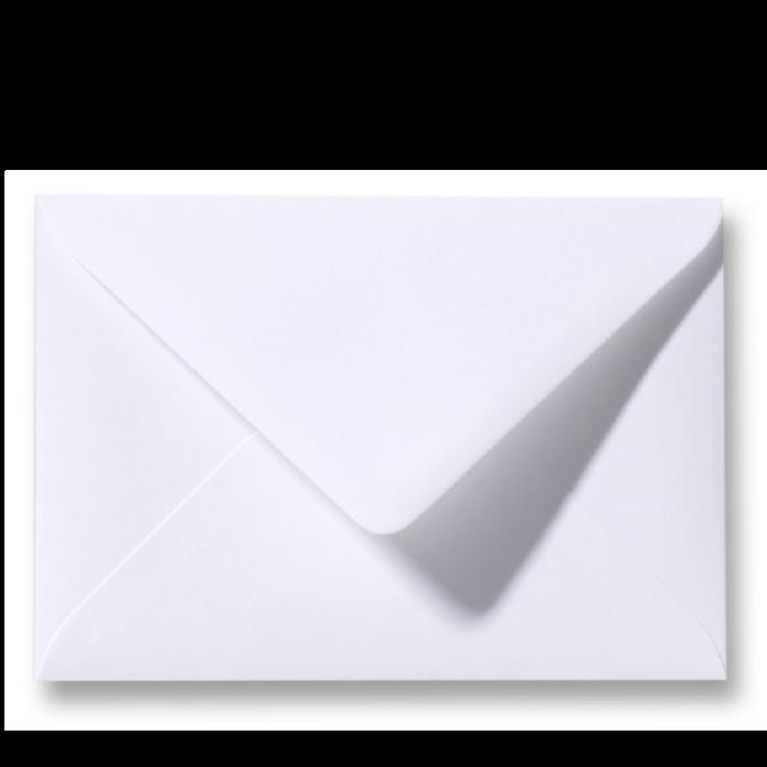 Envelop 12 X 185 Cm Wit